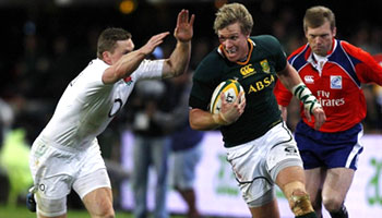 Springboks go one-up in the series with Durban win over England