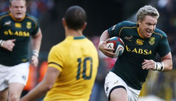 The Springboks claim convincing win over the Wallabies in Cape Town