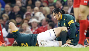 Jean De Villiers injury might rule him out of Rugby World Cup 2015