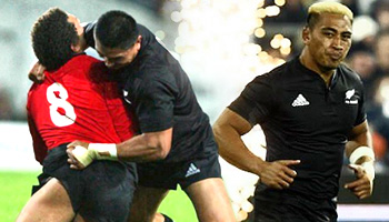 Jerry Collins - The 'Terminator'