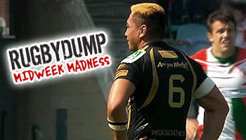 Midweek Madness - Jerry Collins' slightly misdirected hit