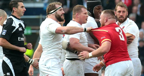 Joe Marler will face no punishment for 'Gypsy Boy' comment