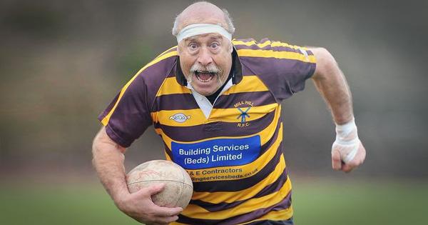 What Rugby Gave Me, John Goldman