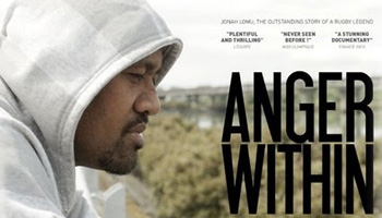 WIN a copy of the Jonah Lomu Documentary, Anger Within