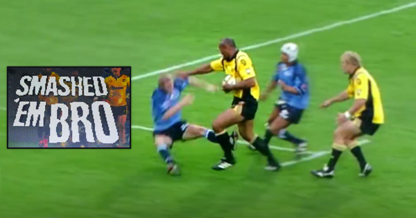 The Jonah Lomu Smashed 'Em Bro Top 7 Special