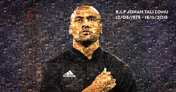 All Blacks legend Jonah Lomu dies suddenly, aged 40