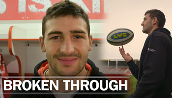 Get to know more about Gloucester and England wing Jonny May