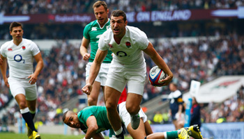 England beat Ireland in final World Cup warm-up game at Twickenam