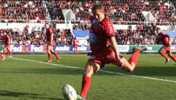 Jonny Wilkinson steers Toulon to thrilling victory over Leicester Tigers