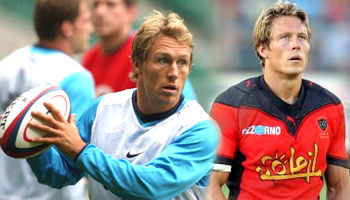 Jonny Wilkinson raring to go for Toulon and England