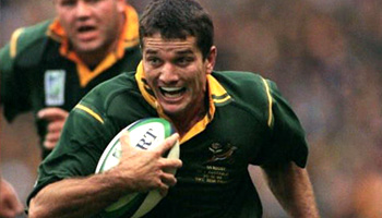 Joost van der Westhuizen - A Tribute to a Rugby Legend