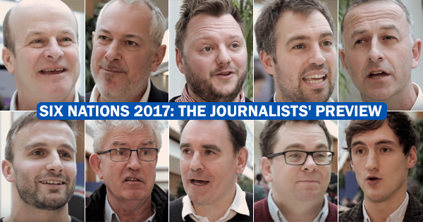 2017 Six Nations: The Journalists' Preview
