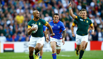 South Africa bounce back with convincing victory over Samoa in Birmingham