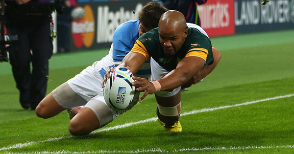 Springboks ease to win over Argentina to claim Third place in Rugby World Cup 2015