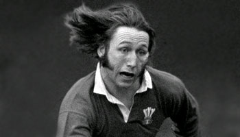 JPR Williams gets his face stamped in vs the All Blacks