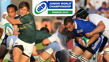 Day One Highlights from the IRB Junior World Championship