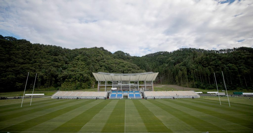 Bouncing back from disaster: the emotional tale of the new Kamaishi RWC 2019 stadium
