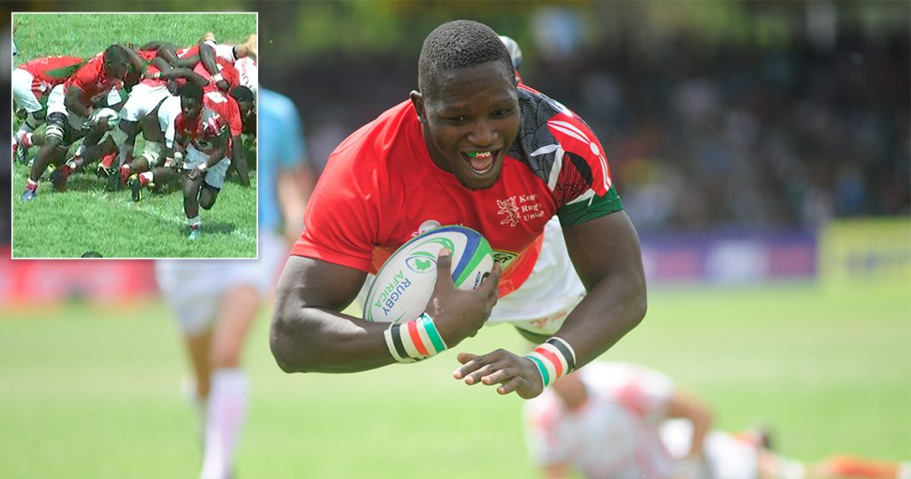 Kenya close to RWC 2019 spot but this sneaky try raised some eyebrows