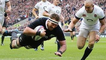 New Zealand tested by England but the World Champions remain unbeaten