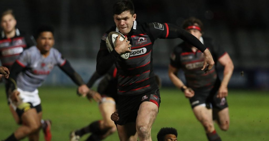 Four uncapped players named in Scotland 6 Nations squad