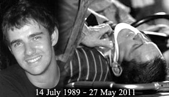 Kobus Engelbrecht, paralysed playing rugby in 2007, murdered