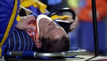 Help needed for a paralysed player please
