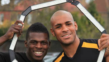 Speed and Agility with Christian Wade and Tom Varndell - WIN Kukri Hex Rings!