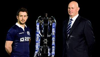 Scotland's Greig Laidlaw in confident mood ahead of France clash