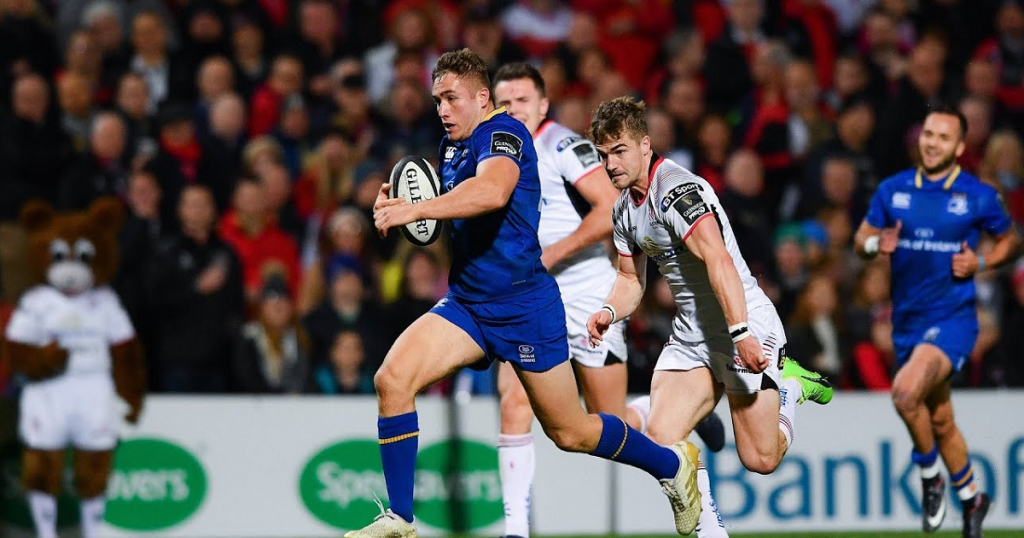 Irish players past and present discuss sensational Jordan Larmour ahead of 6 Nations