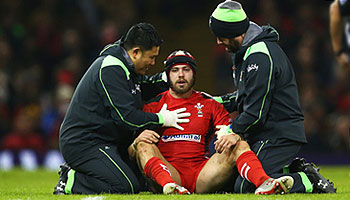 Another Leigh Halfpenny concussion prompts questions about tackling technique