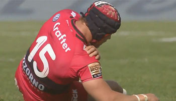 Huge Hit From Peter Kimlin Leaves Leigh Halfpenny with more injury woe