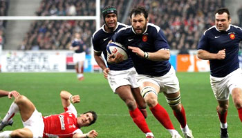 France crush Wales' outside hope of Championship win