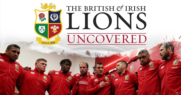 The 2017 Lions tour documentary looks epic