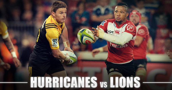 Super Rugby Final Preview as the Hurricanes host the Lions