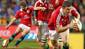 Lead up to the First Test - The Lions Story so far