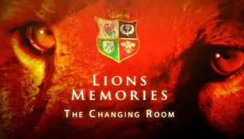 Lions Memories - The Changing Room
