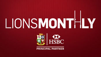 Inaugural HSBC Lions Monthly - Episode 1