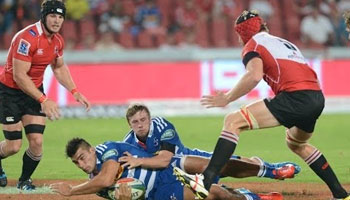 Lions vs Stormers Highlights - Super Rugby 2014 Round 2