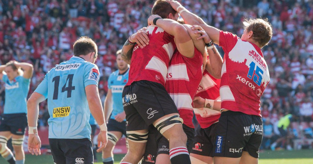 Lions beat the Waratahs to reach yet another Super Rugby final