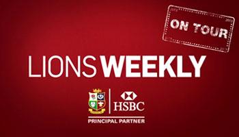 HSBC Lions Weekly - Perth and Brisbane