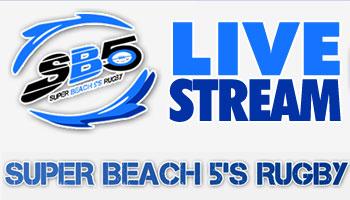 LIVE STREAM of Lignano Super Beach 5's Rugby