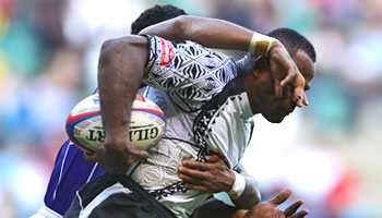 Fiji win the London Sevens as New Zealand take overall series title