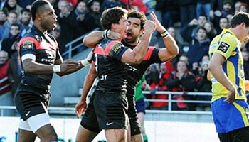 Best tries of the Top 14 - Round 12