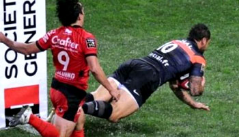Best Tries of the Top 14 - Round 7 - 2012