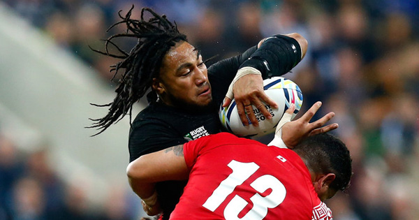 Ma'a Nonu scores in 100th All Blacks Test as second half rout sees off Tonga