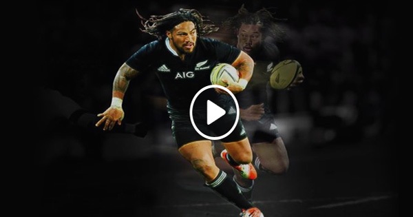 Ma'a Nonu reflects on reaching 100 Test Caps, and how Tana Umaga was his idol