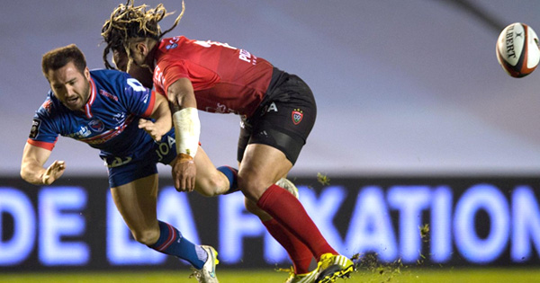 Ma'a Nonu cited for massive no-arms hit on Grenoble scrumhalf