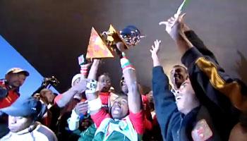 Classic Encounters - Madagascar host Namibia in epic high scoring battle