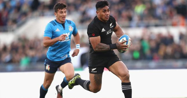 All Blacks show depth as they run riot against Italy