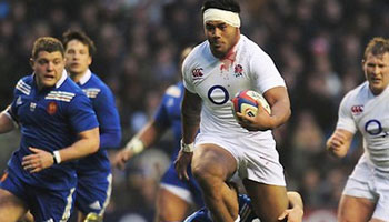 England stay on track for Grand Slam with win over France